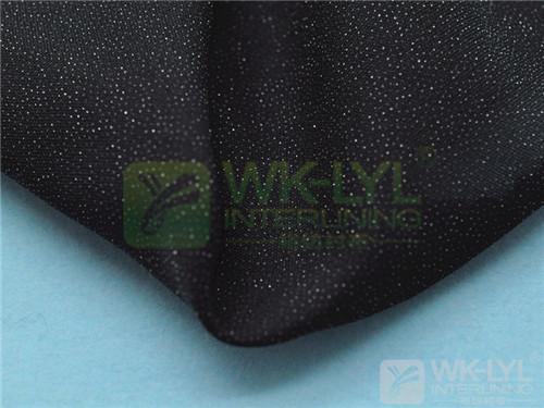 针对难烫面料专业用衬、风衣面料用衬、硅油面料用衬、低温衬布
