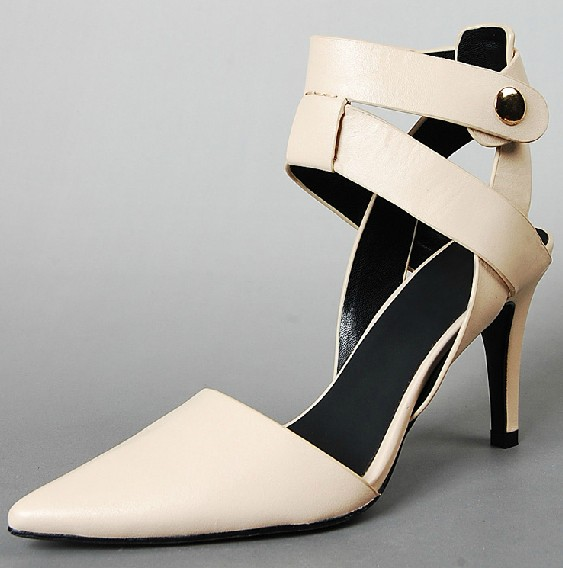 定做各類中高檔真皮女鞋