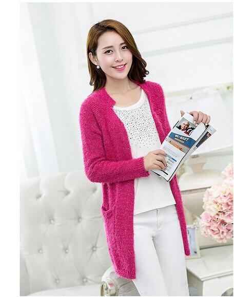 2014时尚韩版女装毛衣外套厂家直销