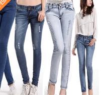新塘牛仔裤批发市便宜低价杂款牛仔裤批发大量库存处理