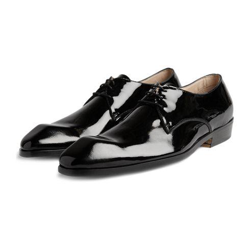 六库订制:纯手工定制皮鞋展示