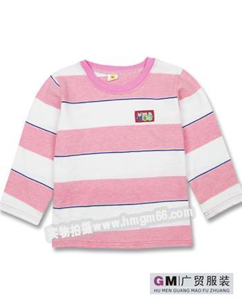 童装印花T恤5元童装纯棉衣服批发