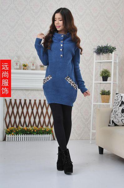 2014秋季服装针织衫上市厂家低价批发