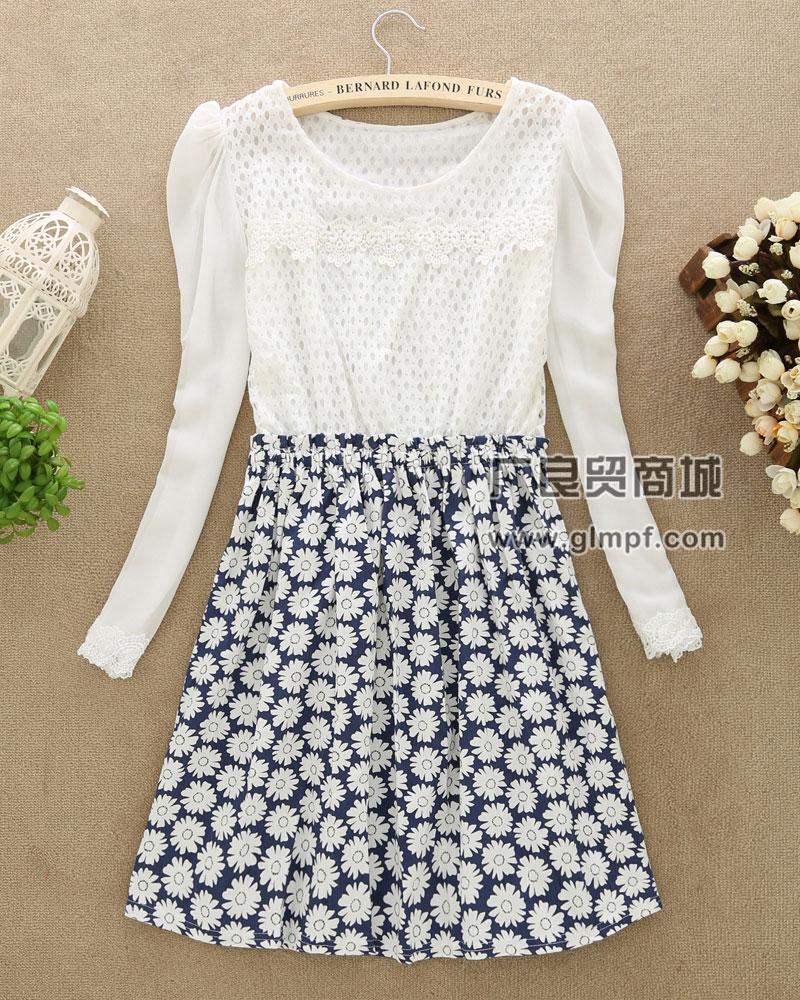 成都价格便宜款式好看的韩版女装批发