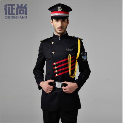 【北京征尚】秋季保安服团体定制定做