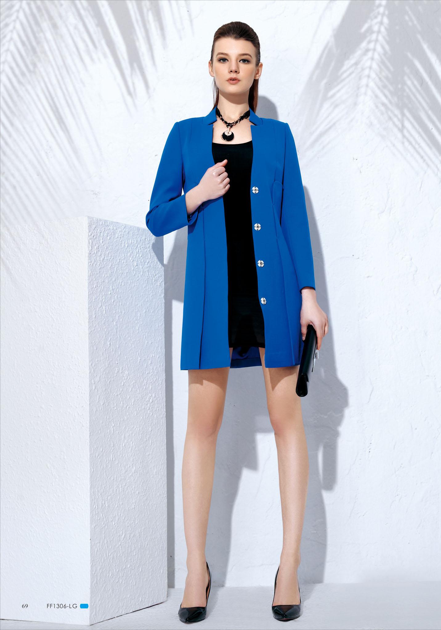 【古姿语】女装造就了浪漫主义的品牌风格,诚邀加盟