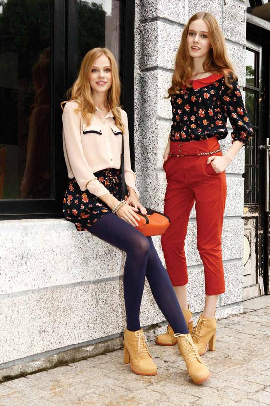 杭州【蒂米丝儿】品牌女装0加盟费、0保证金、100%当季跨季换货,诚邀加盟