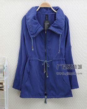 女装上衣外套新款女装薄款秋季大衣批发