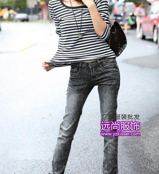 百搭修身款式最时尚性价比高的打底裤批发