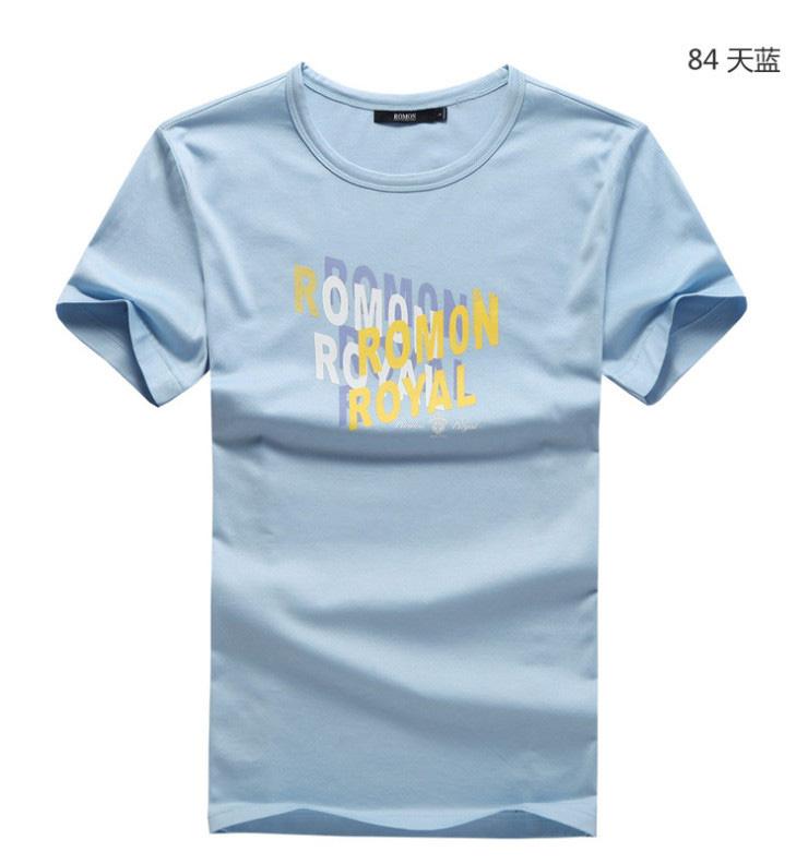 男装纯棉印花t恤批发供应商