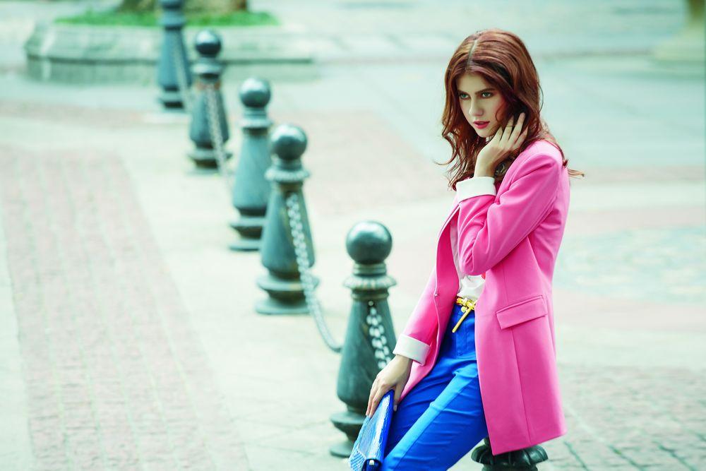 城市衣柜女装与您一起迎接收获的季节