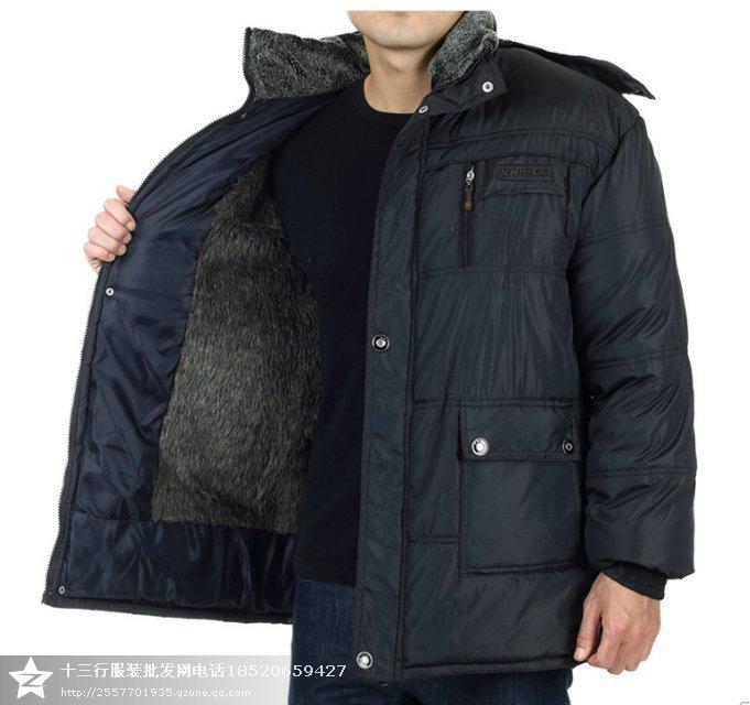 清仓中老年棉袄外套尾货低价批发