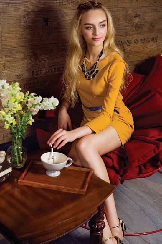 【蒂米丝儿】女装展现女人的魅力,诚邀加盟