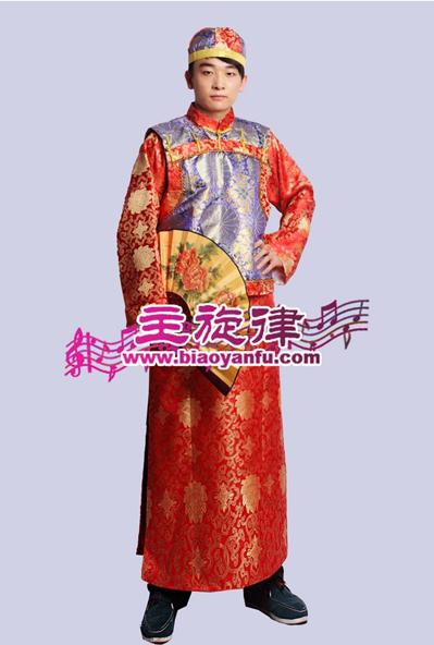 天津民族服装古代服装租赁制作批发