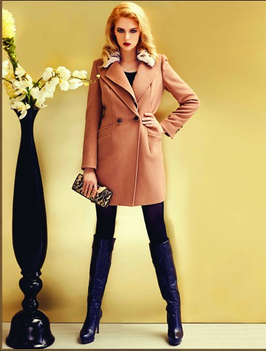 时尚潮流元素品牌女装折扣尾货批发