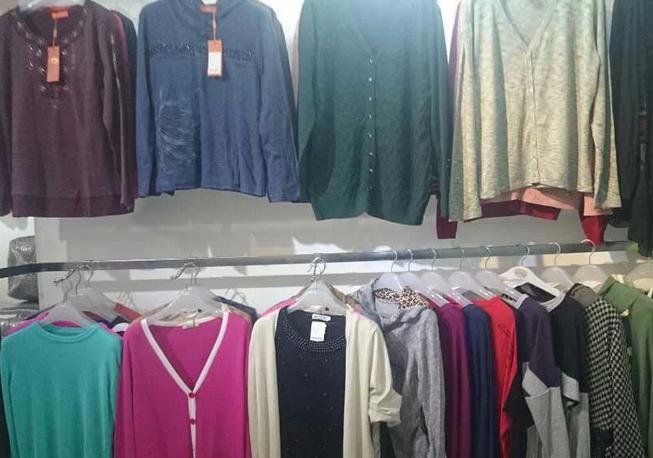 时尚韩版杂款粗线毛衣低价批发