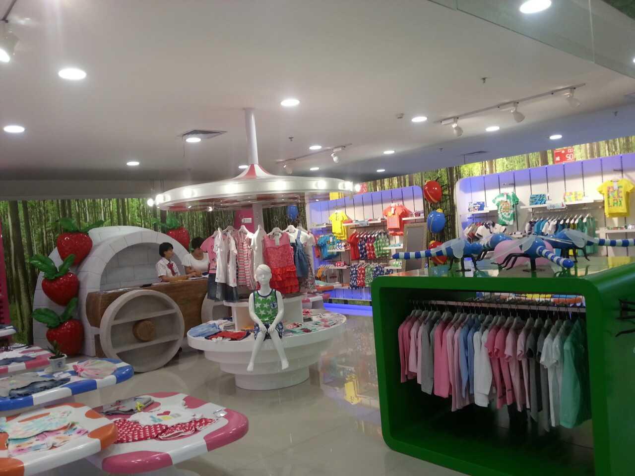 大品牌一线知名童装,【莫多多】加盟就是成功的开始
