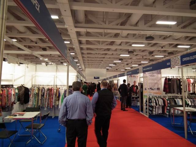 第44届俄罗斯国际轻工纺织博览会