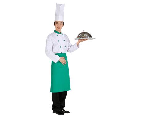 中餐厅厨师秋季制服定做