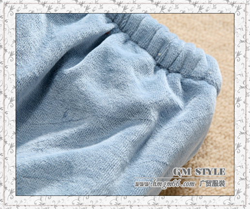 韩版装最便宜童卡通印花短裤时尚服装批发