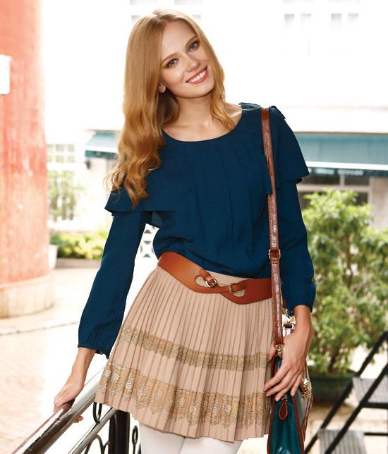 【蒂米丝儿】--精品女装唯美时尚女装品牌,诚邀加盟