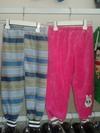 时尚小孩靴裤、韩版双面绒保暖童裤批发