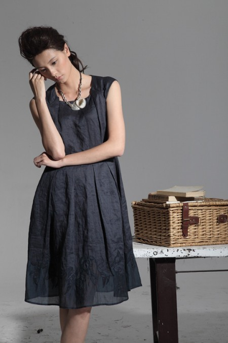 【Dins底色】经典欧化棉麻女装,诚邀加盟