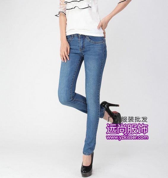 最便宜最好卖的牛仔裤批发厂家直销