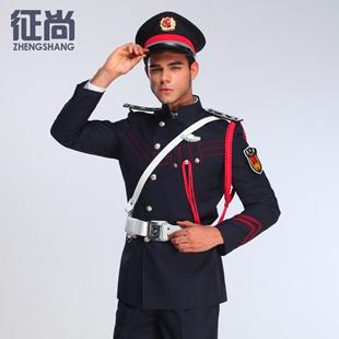 北京保安服厂家专业定做保安服套装两年质保