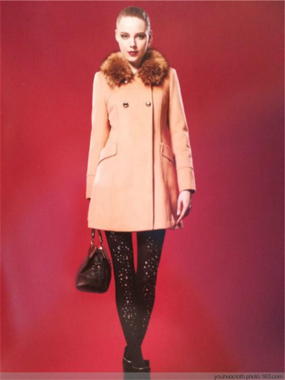 杭州知名品牌如缤冬装女装折扣批发
