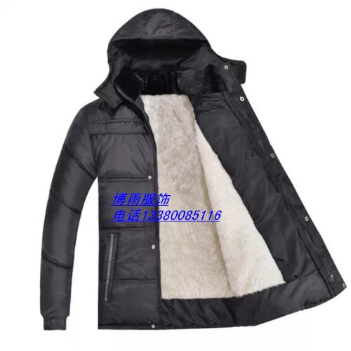 沙河中老年男装冬季棉衣外套批发