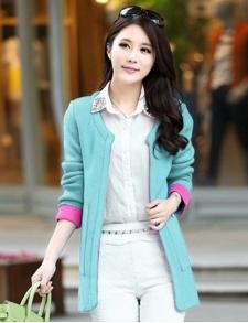 韩版女装批发2014火爆上市,打底衫开衫款式多样批发