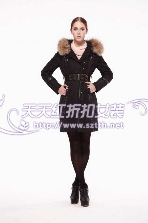 深圳品牌女装折扣批发