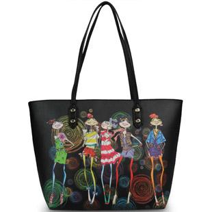 时尚环保购物袋订制