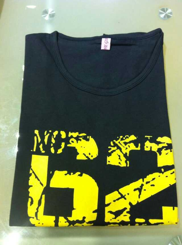 秋季低价促销韩版男装长袖T恤厂家直销
