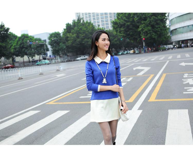 2014韩版女装上衣弹力显瘦小脚铅笔裤批发