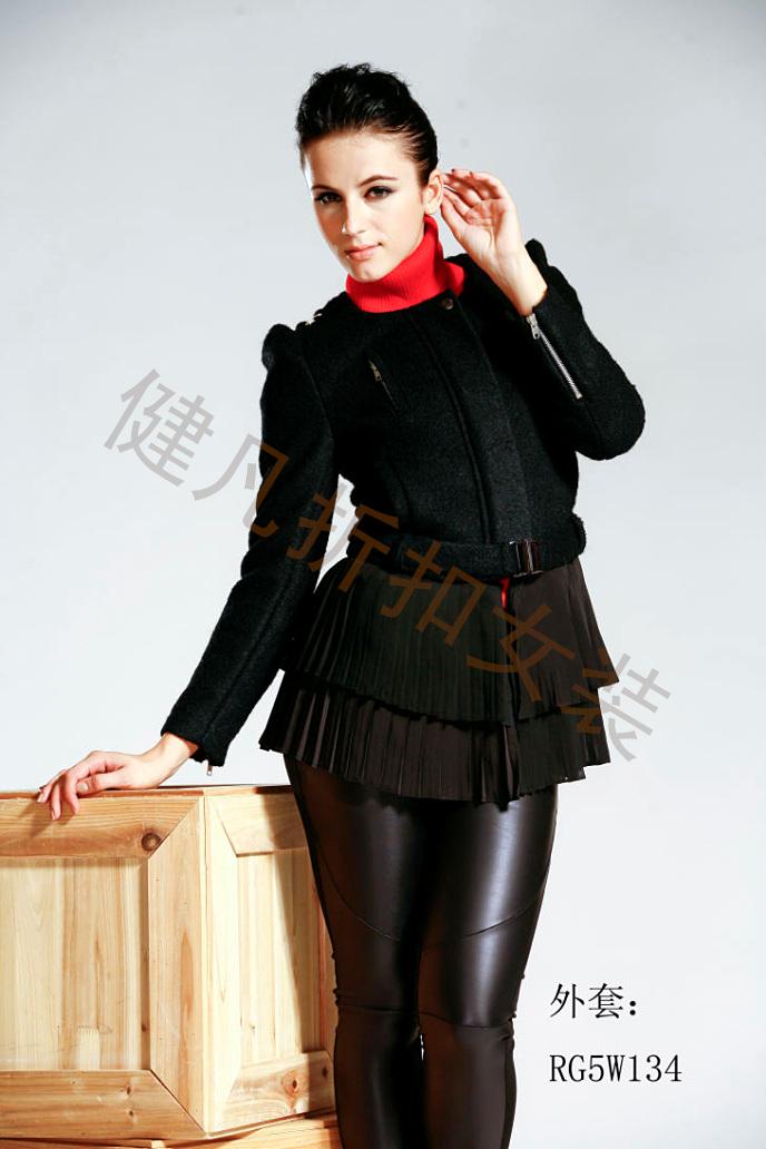 舒适女装优质品牌服装低价走份批发三标齐