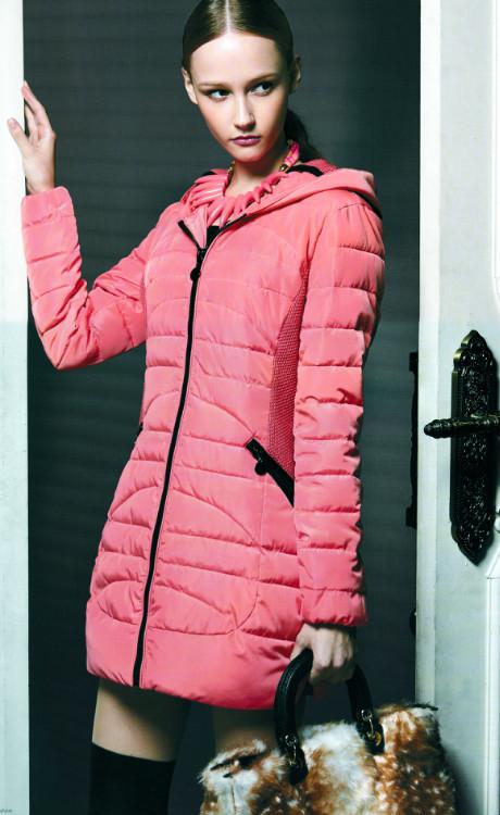 杭州麦蕊棉服品牌女装折扣批发