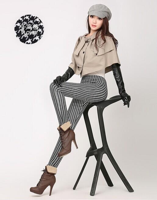 韩版秋装打底裤铅笔裤实体货源厂家直销