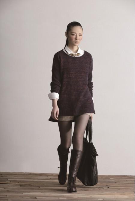 【Dins底色】时尚、自然、百搭的女装品牌,诚邀加盟