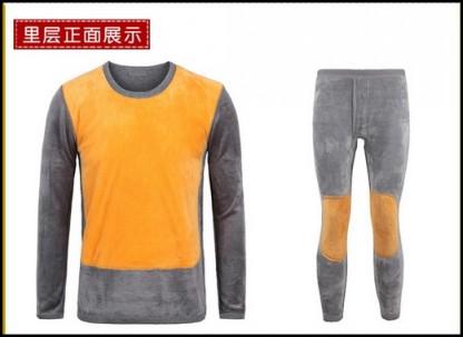 厂家低价大量便宜保暖内衣尾货批发