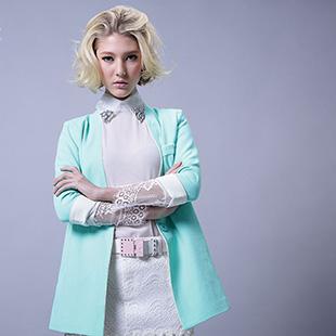 拥有艾丽莎,做时尚达人 艾丽莎女装 2014火热招商中