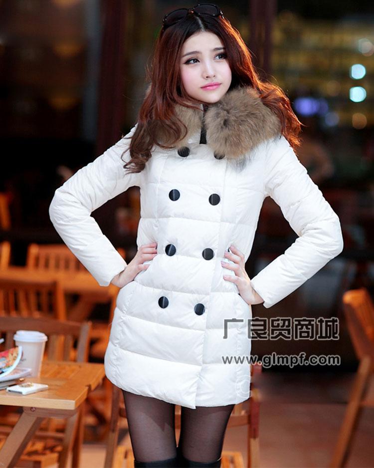 冬季时尚新款棉衣批发