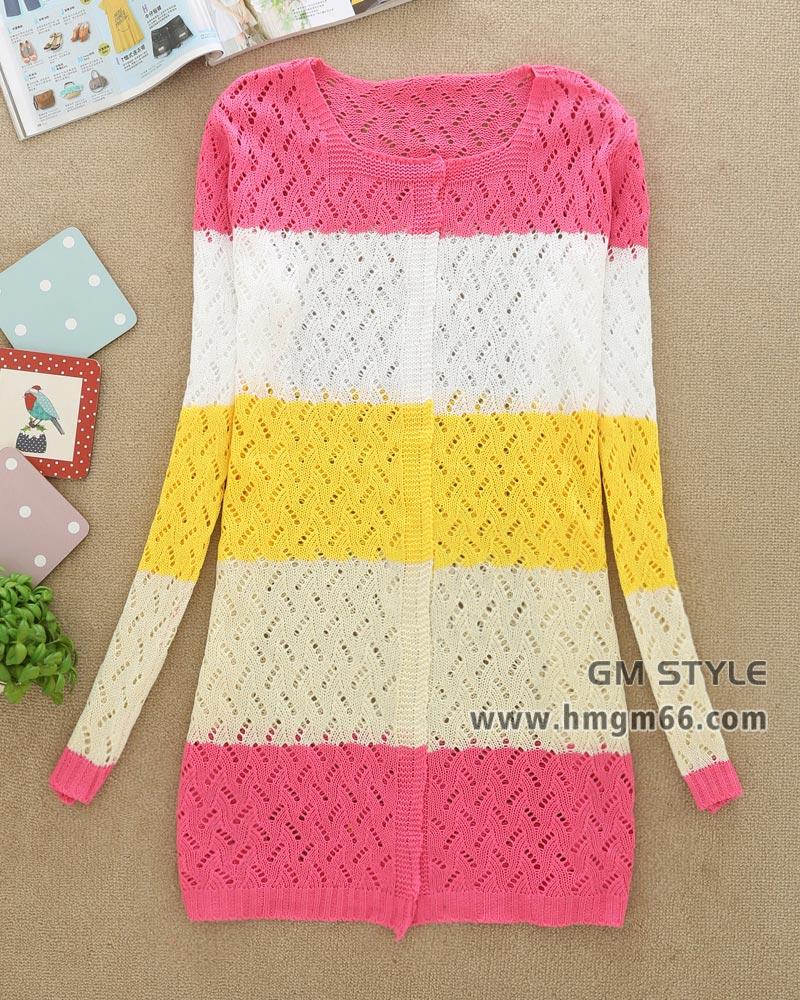 韩版冬季便宜新款针织衫批发