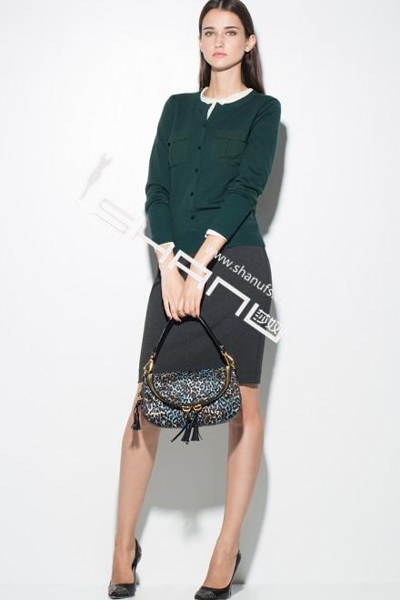 品牌女裝【寶姿毛衫】尾貨批發