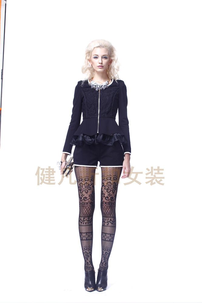 高档精品时尚品牌女装尾货批发