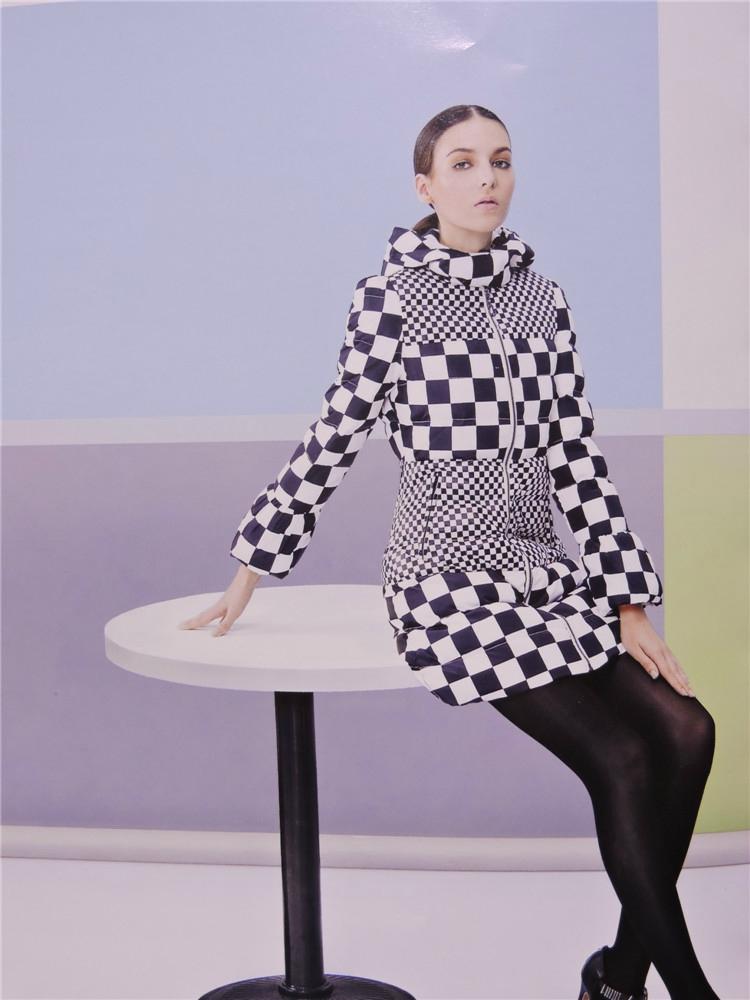 杭州知名品牌卡拉贝斯冬装女装折扣批发