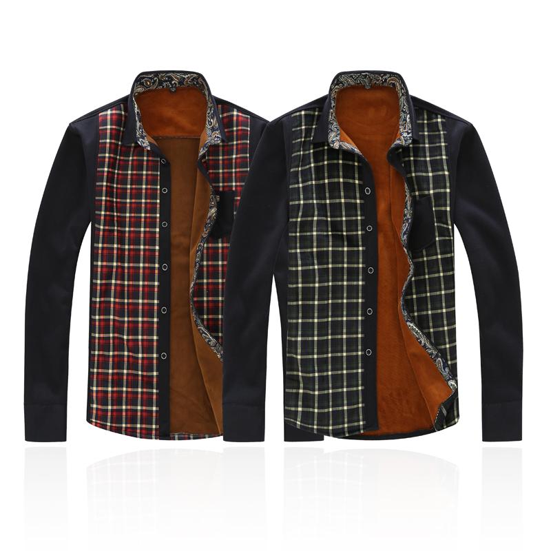 质量超好的保暖男装衬衫批发