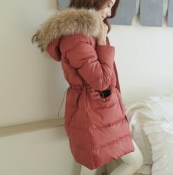 大版冬装时尚品牌折扣尾货羽绒服批发