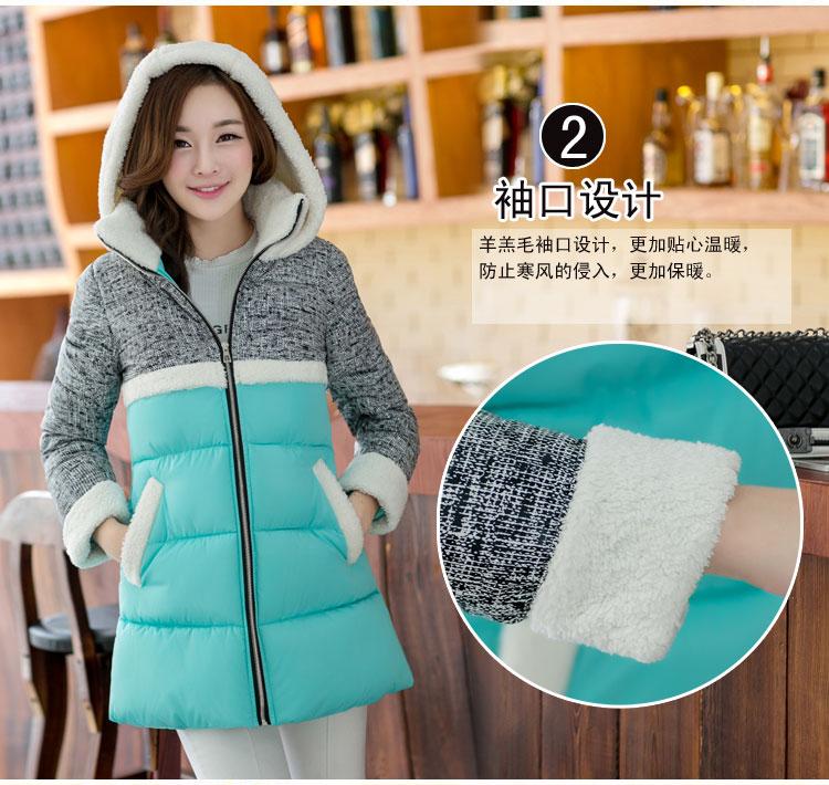 冬季最便宜最低价女士棉服批发